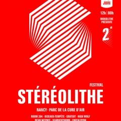 Playlist Stéréolithe #2