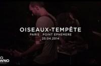 Oiseaux-Tempête – Live in Paris