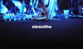 Programme Stéréolithe #4